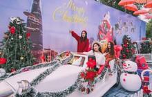 Không khí đón Giáng sinh và năm mới tưng bừng tại Đầm Sen - Thiên đường sống ảo dành cho giới trẻ