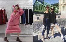 Mới 25 tuổi đừng kêu mình già nữa, nhìn mẹ Sun HT U60 vẫn chơi Instagram tạo dáng như hot teen kia kìa