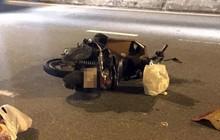 """Xe máy nổ lốp khi đang lưu thông, cô gái đội mũ bảo hiểm """"dởm"""" tử vong thương tâm vì bị chấn thương sọ não"""