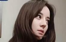 """Để mặt mộc livestream với fan, mỹ nhân Địch Lệ Nhiệt Ba bị chê vì chiếc mũi quá cao và """"thô như đàn ông"""""""