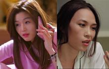 """Bạn có thấy """"Chị Trợ Lý"""" Mỹ Tâm trông như """"bạn thân"""" của """"Mợ Chảnh"""" Chun Song Yi không?"""