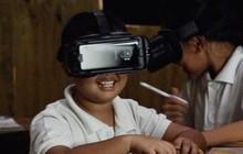 Những trẻ em vùng cao Tri Lễ 4 háo hức khám phá thế giới nhờ công nghệ