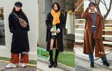 """Street style đại hàn của giới trẻ Hàn Quốc: rét đến mấy cũng có cách mặc """"chất"""" mà vẫn đảm bảo ấm"""