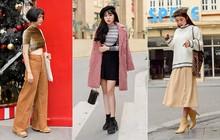 Street style 2 miền: miền Nam chuộng style khỏe khoắn bụi bặm, miền Bắc lại nữ tính chuẩn Hàn