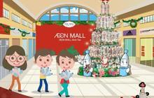 Xây hành tinh xanh – Đón Giáng sinh an lành cùng AEON MALL Bình Tân