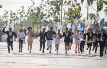 Sôi động giải Marathon Quốc tế TP.HCM Techcombank 2018