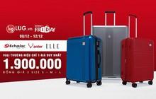 Online friday - 5 ngày vàng săn vali thương hiệu quốc tế đồng giá tất cả các size chỉ từ 990k