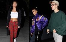 Hẹn hò bà xã Hailey đi ăn, Justin Bieber bỗng chạm mặt bạn gái cũ tại nhà hàng