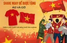 Triệu lượt phất cờ cho Việt Nam vô địch