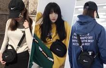 """Giá bình dân lại """"chất"""" không kém đồ hiệu, mẫu túi đeo chéo mini của Nike đang thu phục hàng loạt bạn trẻ châu Á"""