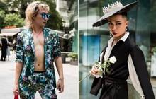 """Street style ngày 1 VIFW 2018: tín đồ thời trang Sài thành lên đồ """"quằn quại"""" đốt mắt người nhìn"""