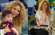 Bí quyết gì giúp Shakira giảm tới 10cm vòng eo sau khi sinh bé trai thứ 2?