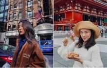 Mới chuẩn bị vào hè thôi mà dàn hotgirl Việt đã đi du lịch gần hết cả thế giới rồi!