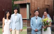 Hâm mộ vợ chồng Hyori, khách ở trọ bất ngờ tái hiện lại bộ ảnh cưới của cặp đôi