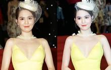 Đố bạn tìm điểm khác biệt của các mỹ nhân trong loạt ảnh người khác đăng và sao Việt tự chia sẻ