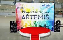 Phong cách tỏa sáng cùng Atermis:Sân chơi mới dành cho các bạn trẻ đam mê nhảy