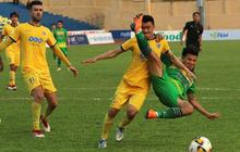 TRỰC TIẾP (HT) Thanh Hóa 0-0 Cần Thơ: Minh Tuấn cứa lòng chệch cột dọc trong gang tấc