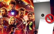 """Vừa mở bán """"Avengers: Infinity War"""", trang đặt vé của CGV đã """"sập""""?"""
