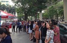 Hà Nội: Cháy căn hộ trên tầng 7 chung cư mặt đường Xuân Thủy, nhiều người hốt hoảng