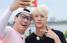Ji Suk Jin tự hào khoe về tình bạn với anh cả BTS vì... trùng tên