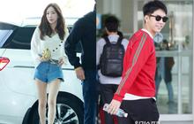 Taeyeon và Lee Seung Gi bất ngờ cùng đi Đài Loan: Người lộ chân gầy báo động, kẻ bị chê già như ông chú