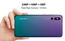 Chiếc smartphone Trung Quốc này cùng lúc sao chép tới ba mẫu smartphone khác nhau