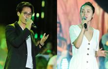 Hà Anh Tuấn tái ngộ Phương Linh, cùng dàn nghệ sĩ tổng duyệt cho đêm nhạc tại phố đi bộ Nguyễn Huệ