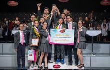 Chung kết Chinh Phục: Bùi Nguyễn Đức Tân xuất sắc đăng quang