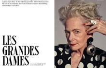 Cụ bà trở thành biểu tượng thời trang tuổi 64 và câu chuyện danh tiếng ập đến theo cách không thể ngờ tới