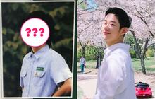 Jung Hae In đúng là ca dậy thì quá thành công, nhìn loạt ảnh tốt nghiệp thời còn đeo kính, để ria này mà xem
