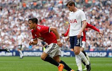 """TRỰC TIẾP (HT) Man Utd 1-1 Tottenham: Cột dọc cứu thua cho """"Quỷ đỏ"""""""