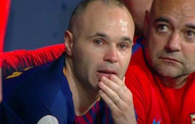 Iniesta, anh xứng đáng với mọi sự tôn vinh trang trọng nhất