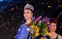 """Người đẹp Kim Ngọc đăng quang """"Hoa hậu Biển Việt Nam toàn cầu 2018"""""""