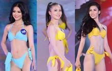 Đọ body nóng bỏng của Tân hoa hậu sinh năm 1999 với 2 Á hậu Biển Việt Nam toàn cầu 2018