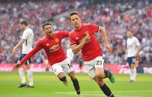 Mourinho: 3 năm đá 4 trận chung kết, sao MU bị chỉ trích nhiều đến vậy?