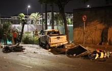 Vụ xe bán tải tông hàng loạt xe máy khiến 7 người thương vong ở Sài Gòn: Tài xế vi phạm nồng độ cồn
