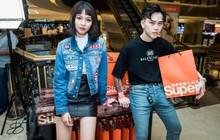 Phí Phương Anh, Decao, Hữu Vi hội ngộ mua sắm tưng bừng tại store đầu tiên của Superdry ở Hà Nội