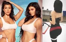 Gái một con trông mòn con mắt, Kylie Jenner đã làm mẹ mà vẫn bốc lửa đến ngỡ ngàng