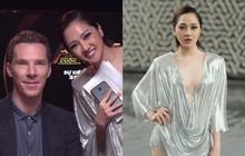 """Thay mặt fan Marvel tại Việt Nam, Bảo Anh """"hỏi khó"""" ê kíp làm phim """"Avengers: Infinity War"""""""