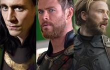 """Bảng xếp hạng trai đẹp trong """"Infinity War"""": Soái ca từ thư sinh tới xôi thịt tụ họp!"""