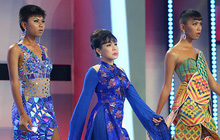 Người bí ẩn: Việt Hương đọ catwalk với dàn mẫu chuyển giới Thái Lan