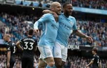 Man City hủy diệt Swansea, chờ Pep Guardiola xô đổ kỷ lục của Mourinho