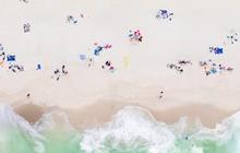 """Không phải tưởng tượng, biển cả thực sự """"an ủi"""" giác quan con người và làm tâm hồn bình yên"""