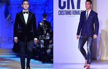 Đâu chỉ có Bùi Tiến Dũng, nhiều cầu thủ nổi tiếng thế giới cũng từng sải bước trên sàn diễn thời trang