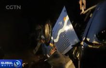 Tai nạn xe buýt thảm khốc ở Triều Tiên, nhiều hành khách Trung Quốc thiệt mạng