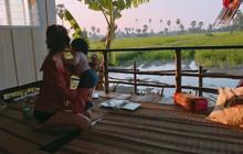 """Cuộc sống """"Một túp lều tranh hai trái tim vàng"""" của cặp đôi Thái Lan khiến dân mạng thi nhau mà ước ao"""