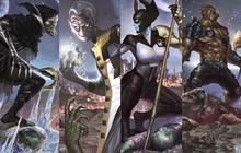 """Điểm danh """"quân đoàn"""" Black Order của Thanos để thấy nhóm Avengers sẽ còn """"nhọ"""" tới đâu trong """"Infinity War"""""""