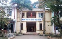 Say rượu, người nhà bệnh nhân hành hung PGĐ bệnh viện ở Nghệ An