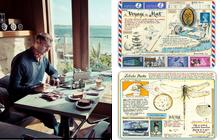 Chàng trai từ bỏ công việc, đi chu du khắp thế giới để tạo nên những kiệt tác sổ tay du lịch mà ai cũng ao ước