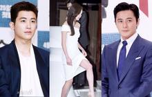 Cặp cực phẩm Jang Dong Gun và Park Hyung Sik biến họp báo thành thảm đỏ, nhưng lại thua một mỹ nhân vô danh